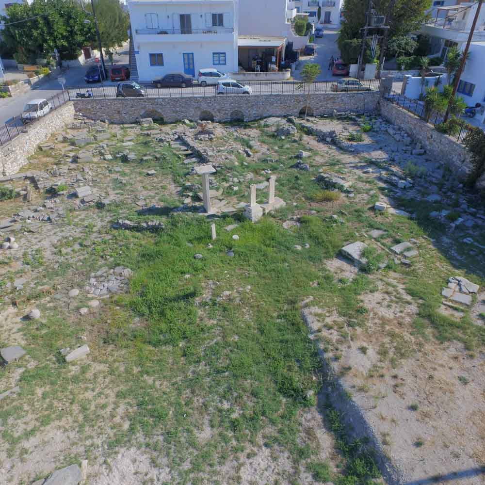 The Ancient Cemetery